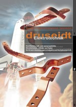 Druseidt-Connectors made out of foils